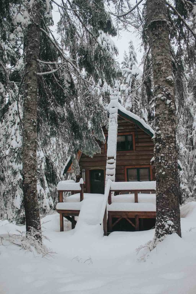how to find the cypress mountain cabins