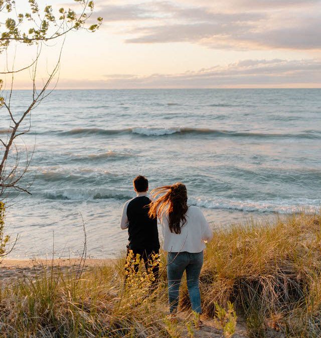 pinery provincial park engagement