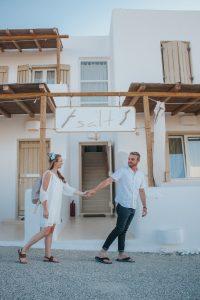 salt suites milos greece