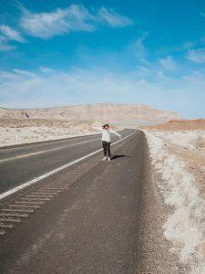Driving to the Grand Canyon from Sedona Arizona