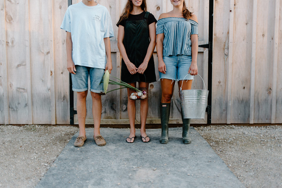 Hen + Harrow Farm // Clarksburg Ontario