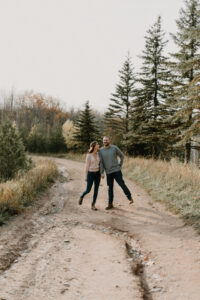 the blue mountains anniversary session // Marie Scholz Photography