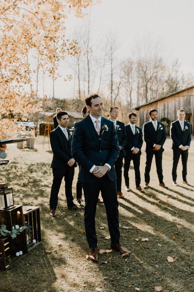 wedding in owen sound