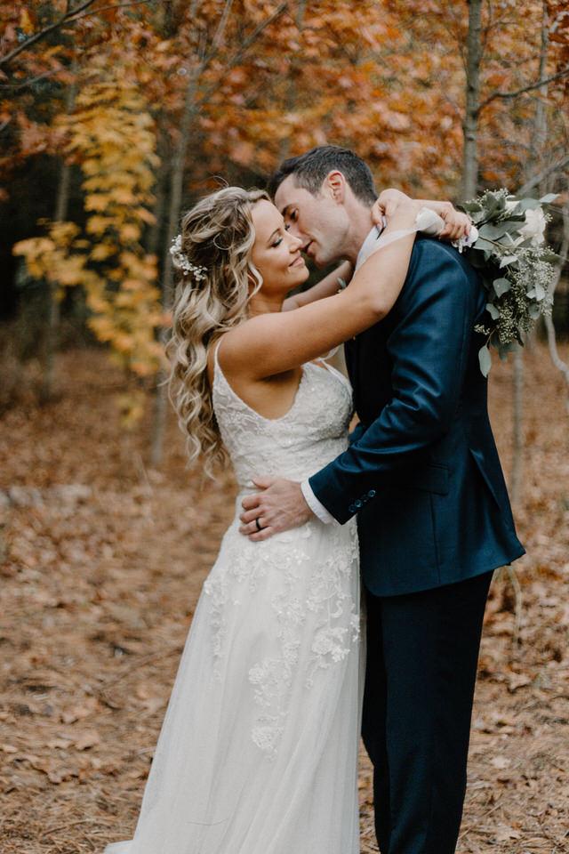 springcreek gavel farm wedding in owen sound