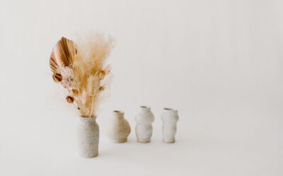 Collingwood Florals + Pottery Collaboration