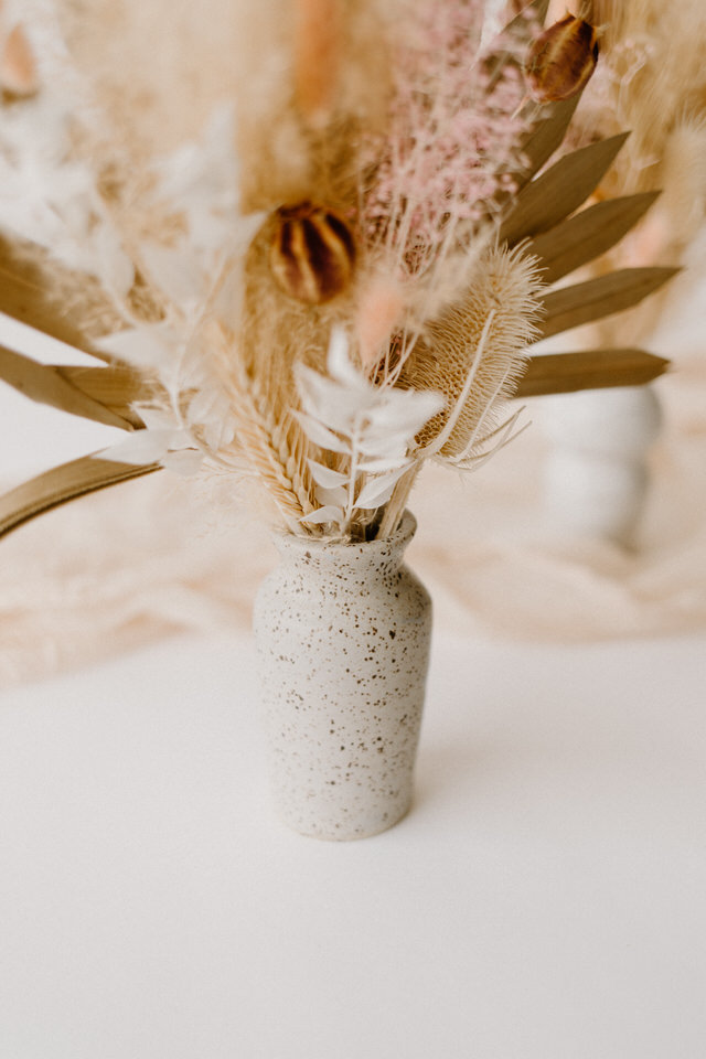 collingwood florals and pottery