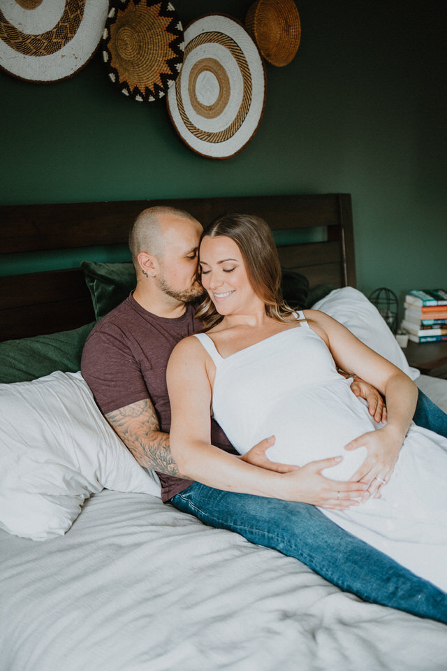 maternity session toronto ontario