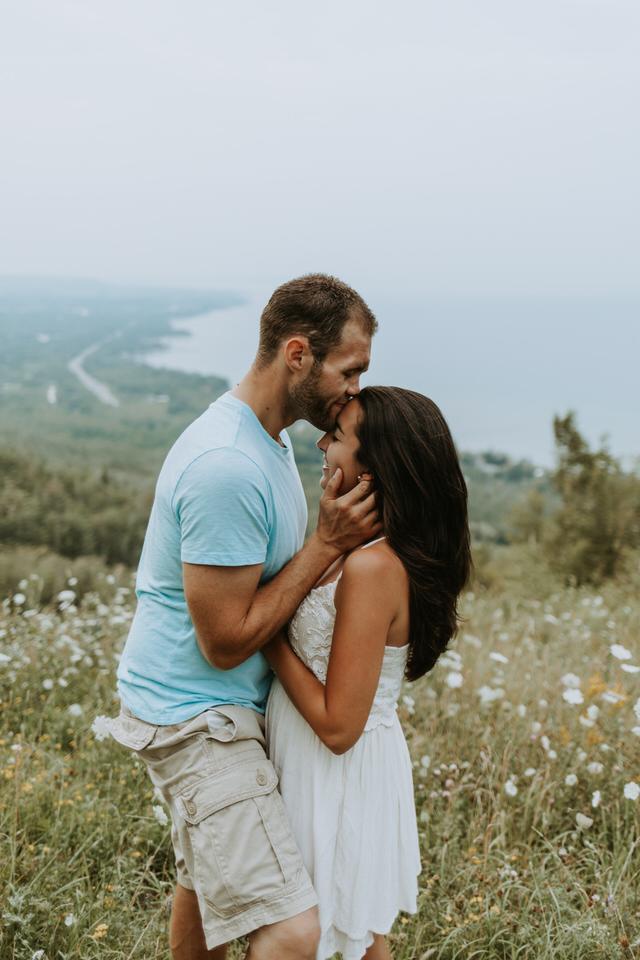 Stunning Blue Mountains Engagement // Amanda + Dave