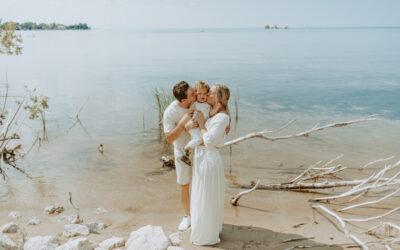 Lighthouse Point Collingwood Family Photos